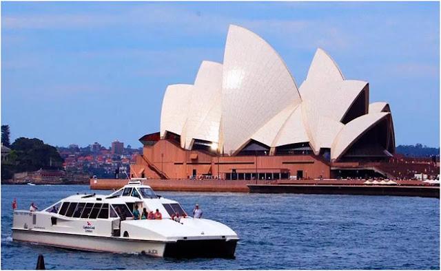 Du lịch nước Úc