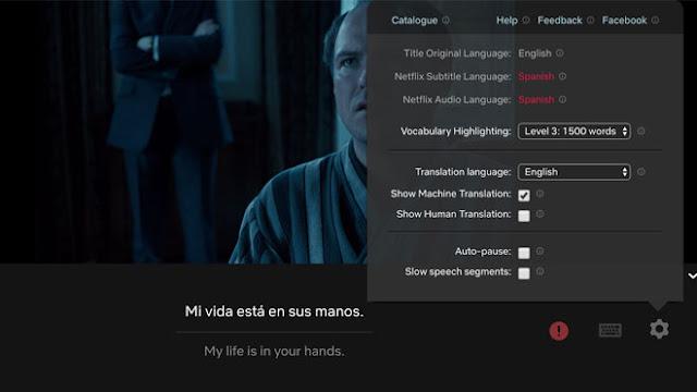 Netflix ile Yabanci Dil Ogrenin