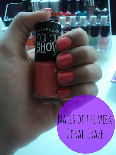 Maybelline 'Coral Craze'