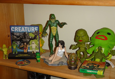 Universal Monster Creature from the Black Lagoon toys