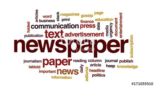 Jurnalisme Surat Kabar (Newspaper Journalism)