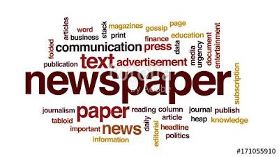 Pengertian Jurnalistik Cetak