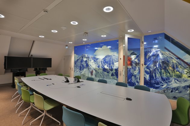Cool FunPedia: Google's Vivid Munich Office