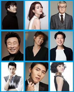 Korean Drama Ms. Temper & Nam Jung Cast