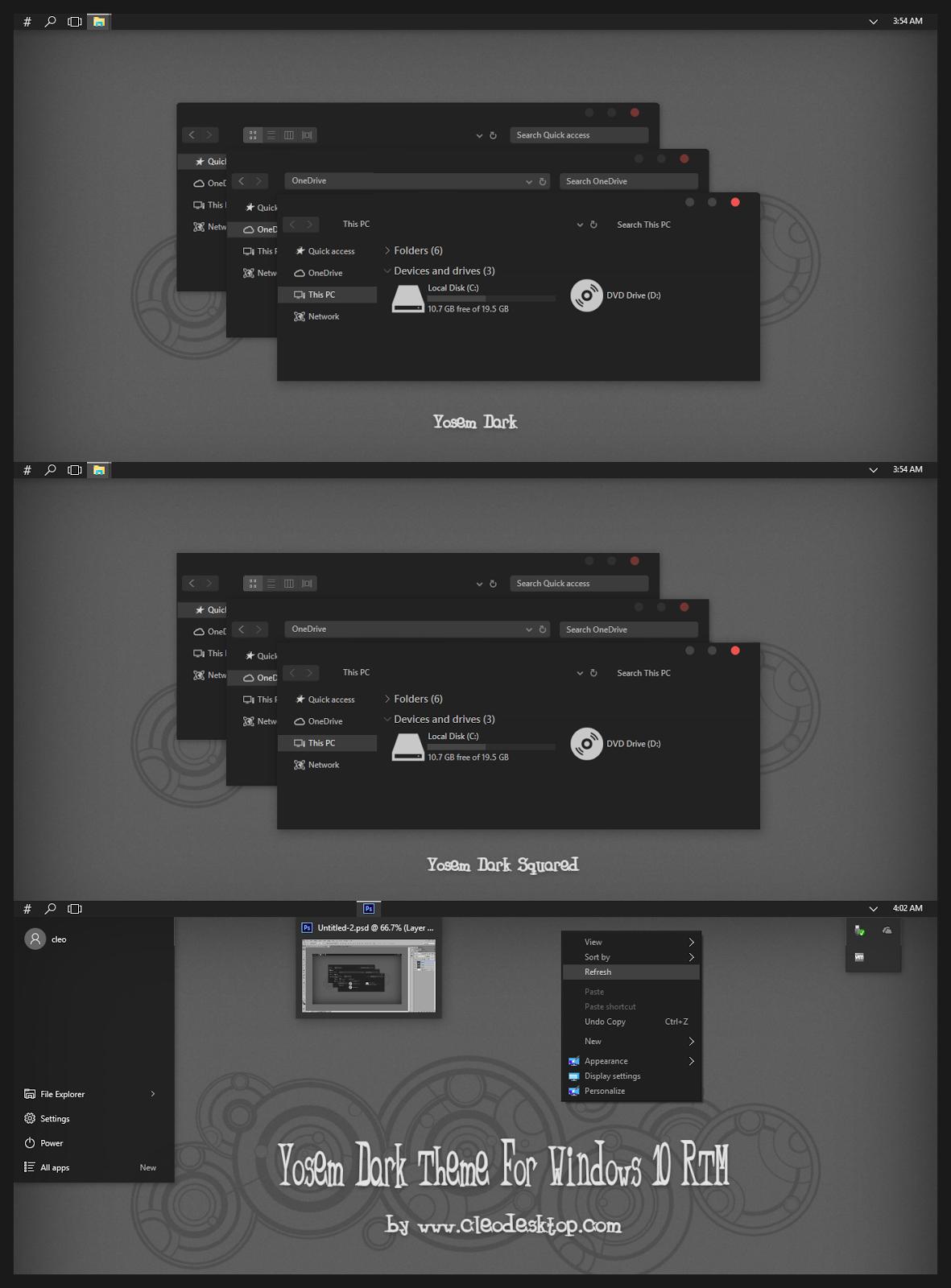 windows 10 themes free download