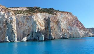 Polyaigos Yacht Charters in Greece
