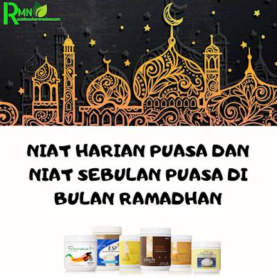 Niat Puasa Di Bulan Ramadhan