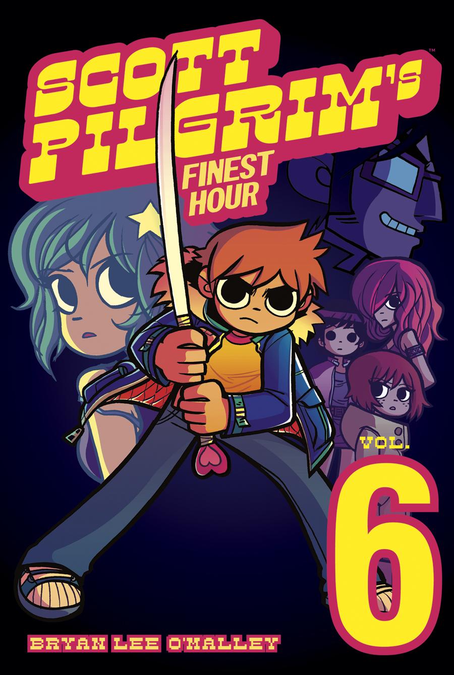 Scott Pilgrim vs. The World™: The Game Game   PS3 ...