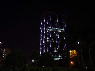 Tour District 1 de Saigon par nuit