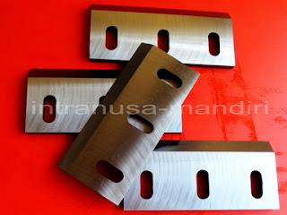 pisau industri, crusher, pisau giling plastik, pisau cacah plastik, pisau granulator, pisau industri intranusa mandiri sidoarjo 07