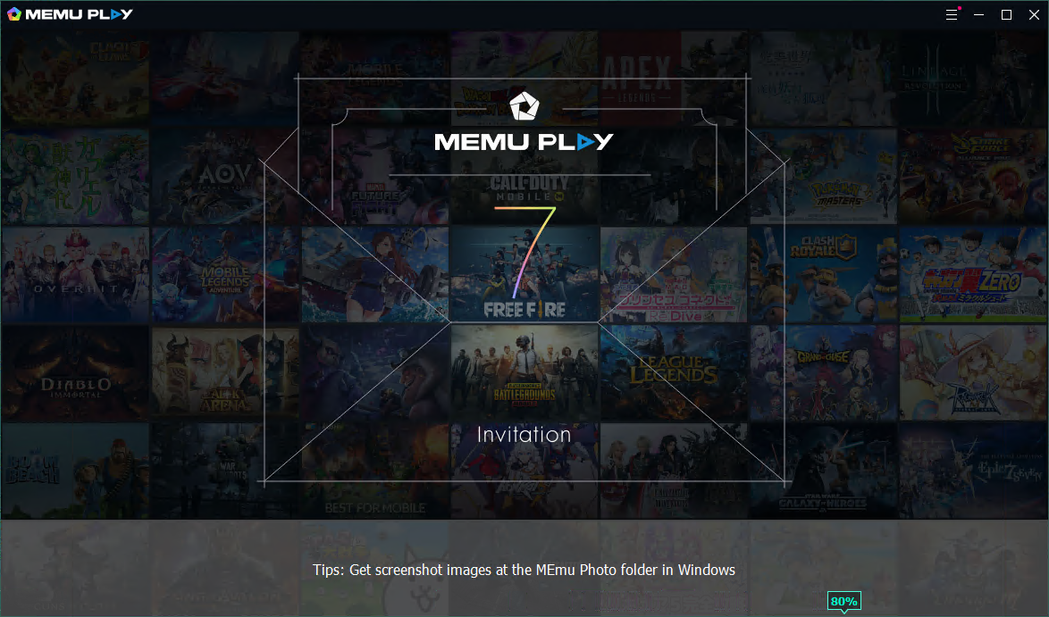 MEmu Android Emulator 7.1.1