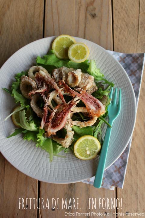 frittura di mare per dieta