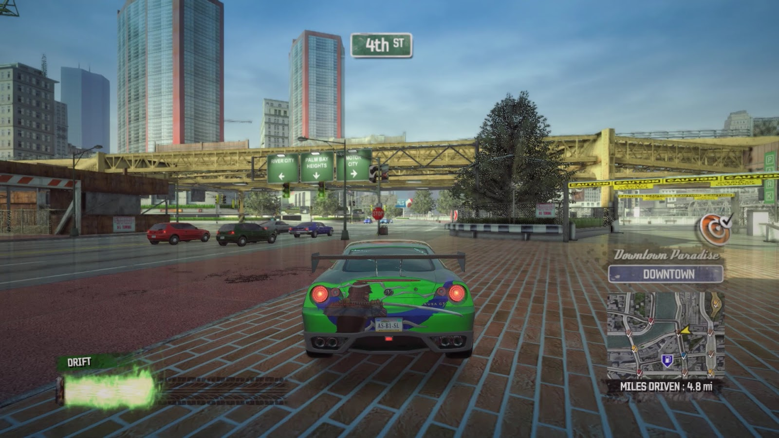 Burnout Paradise Ultra Graphics Mod 2018 | Texture Mod With Reshade