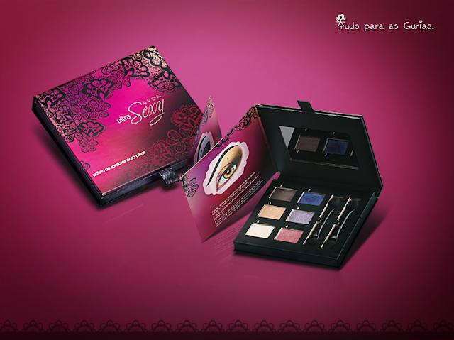 Lançamento: Ultra Sexy a nova coleção da Avon.