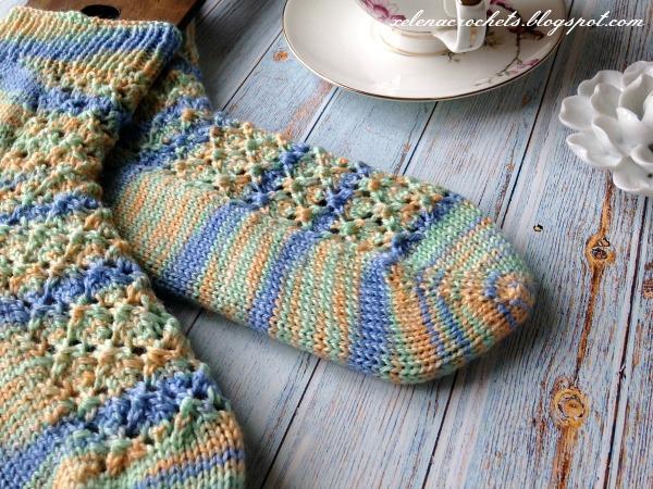 троицкая пряжа алиса вязание изделие