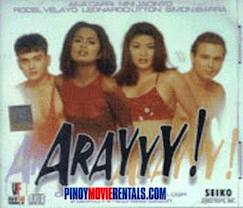 Pinoy movie rated r