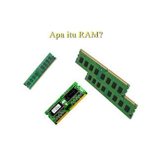 Pengertian Ram dan Fungsinya dibahas Secara Lengkap