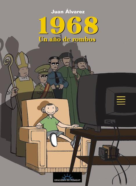 """1968. Un año de rombos"" - Juan Álvarez"