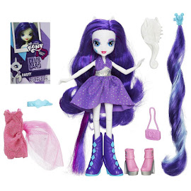 My Little Pony Equestria Girls Original Series Dress Up Rarity Doll