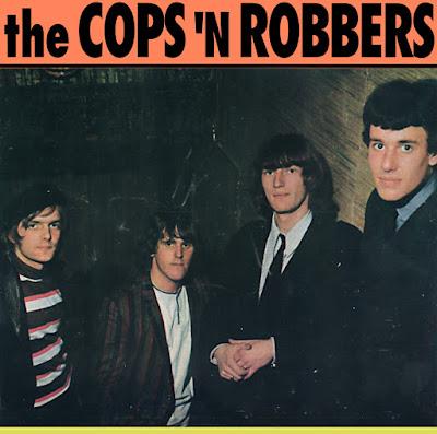 The Cops 'n Robbers -  The Cops 'n Robbers (1964-65)