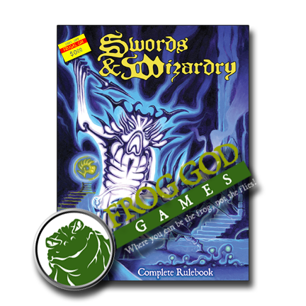 Free GM Resource: Swords & Wizardry +Several Other Downloads from Frog God Games.