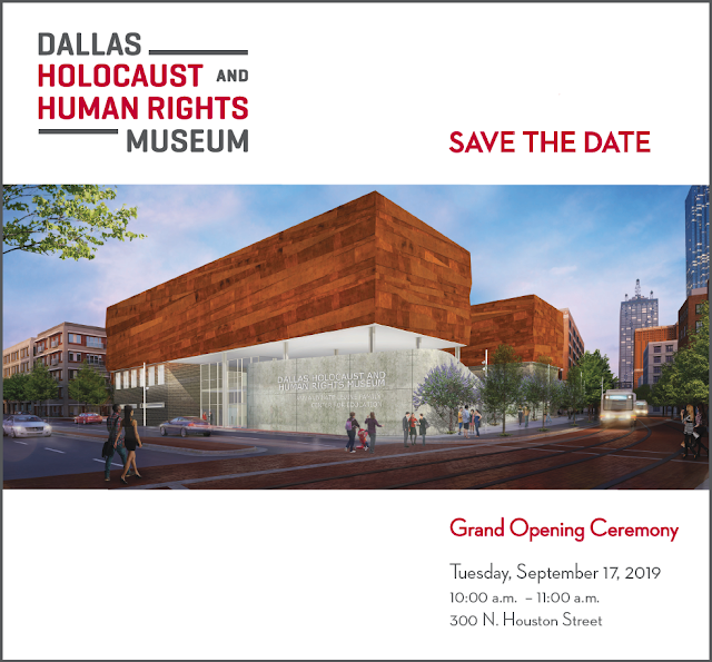 The Dallas Holocaust and Human Rights Museum