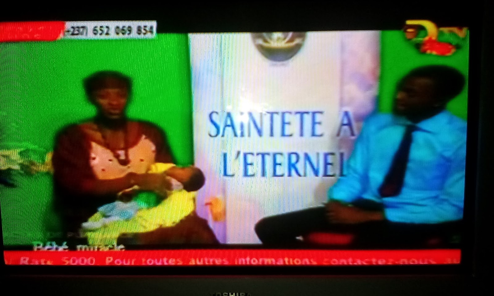 CENTURY SAT GLOBAL 1: A new TV channel ( Dominion TV) has started
