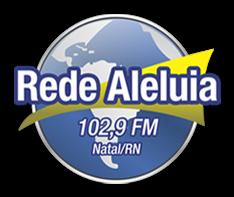Ouvir a Rede Aleluia FM 102,9 de Natal RN Ao Vivo e Online