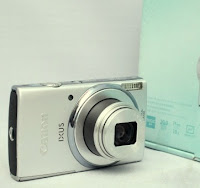 Jual Canon IXUS  115 Kamera Digital Bekas
