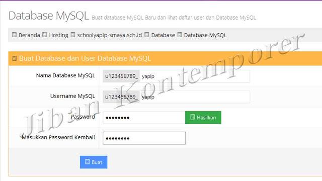 Memindahkan Semua Script CMS Balitbang Diknas dari Server Lokal Offline ke Server Hosting Online