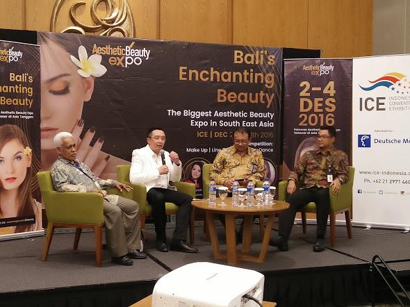 SWAM INTERNATIONAL AESTHETIC BEAUTY EXPO 2106 Pesona Potensi Estetika Kecantikan Dan Medis Indonesia