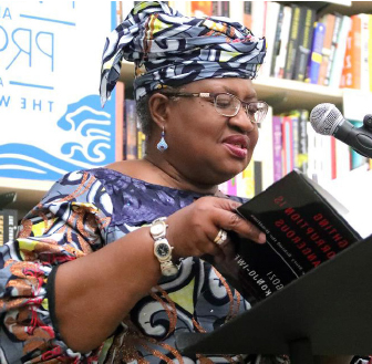 I'M DONE WITH ANYTHING A HAVE WITH Nigeria –Okonjo-Iweala