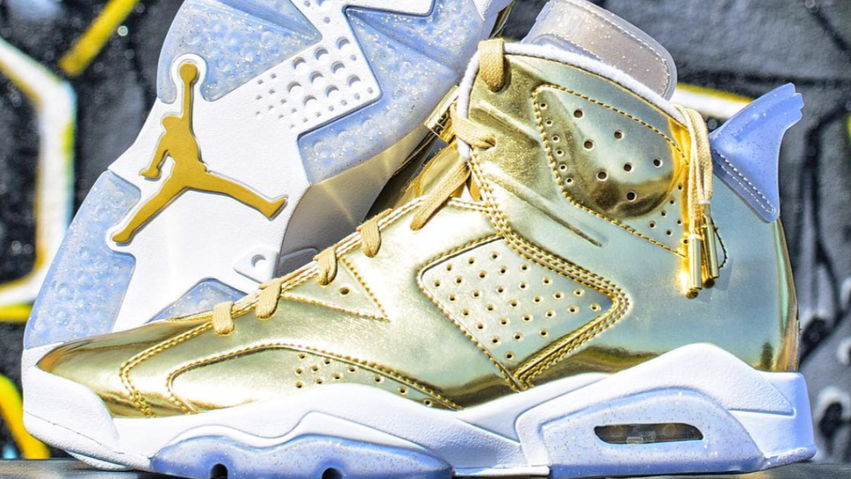 "new product 6eb56 f6afe ... the Air Jordan 6 Pinnacle ""Metallic Gold"" to debut on October 22nd,  2016 at select Jordan Brand retail stores. The retail price tag is set at   250 USD."