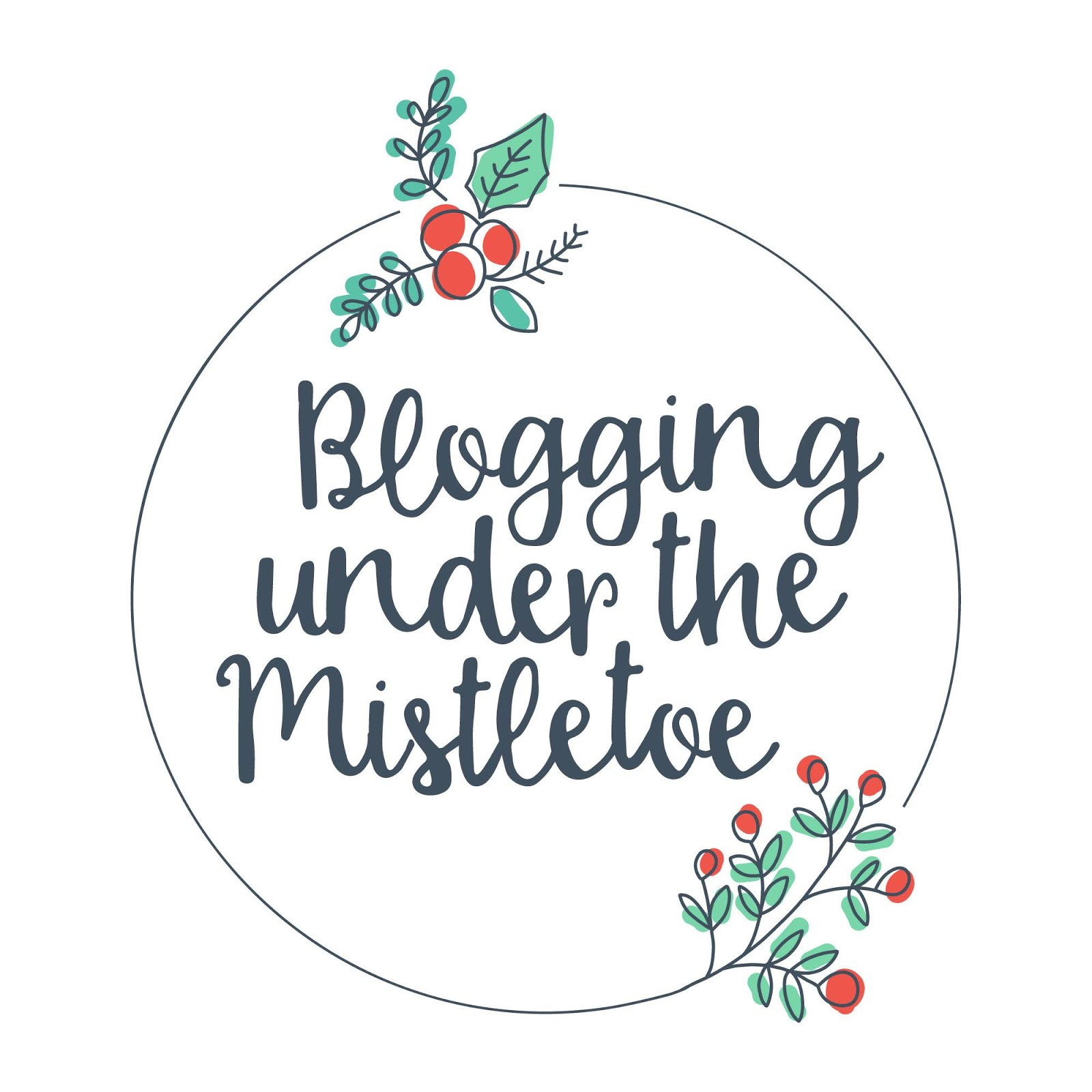 Blogging under the Mistletoe