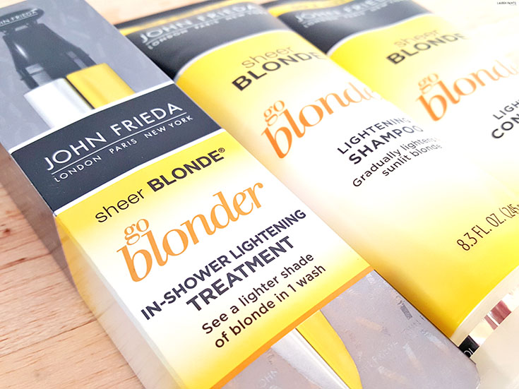 Want to achieve your best hair color possible? Find out how you can in just one shower! #RethinkMyColour