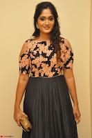 Sowmya Venugopal in Anarkali Dress at Kalamandir Foundation 7th anniversary Celebrations ~  Actress Galleries 021.JPG