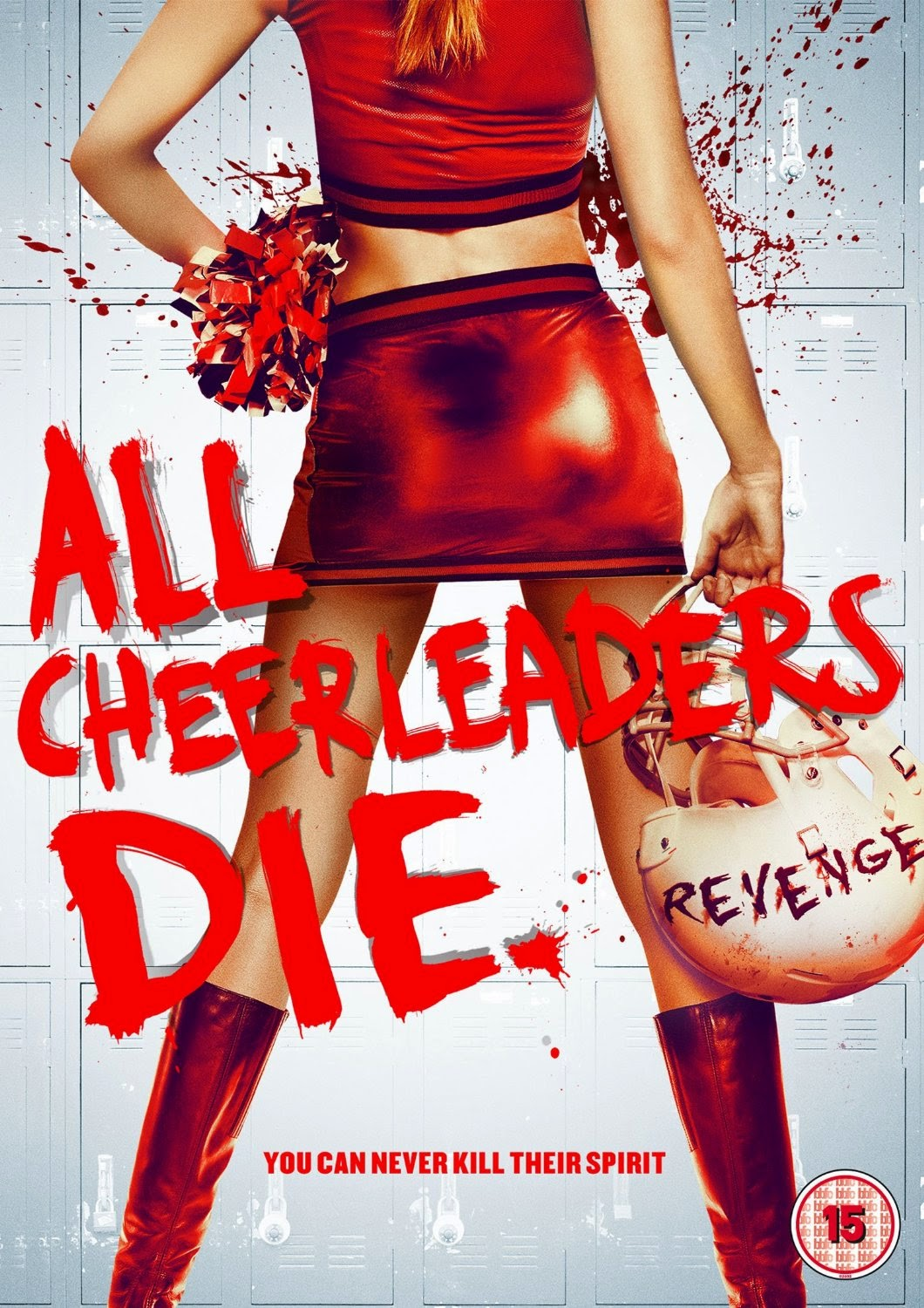 All cheerleaders die agree, very