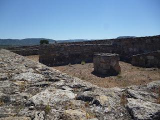 Restos de época andalusí