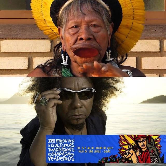 XVII Encontro de Culturas Tradicionais da Chapada dos Veadeiros