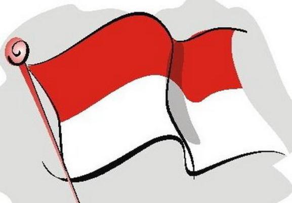 90 Animasi Bendera Merah Putih Bergerak Gratis Cikimm Com