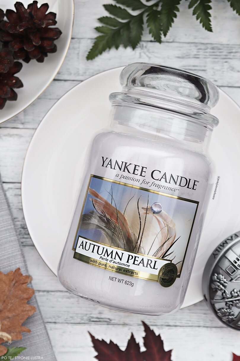 autumn pearl yankee candle q3 2018