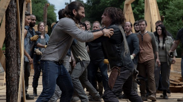 "The Walking Dead: S09E02 ""Il ponte"" (""The Bridge"")"