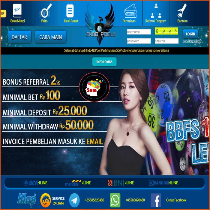 Bandar Togel Online INDOPOOLS