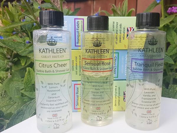 Natural Bubble Bath & Shower Gel - Kathleen Natural