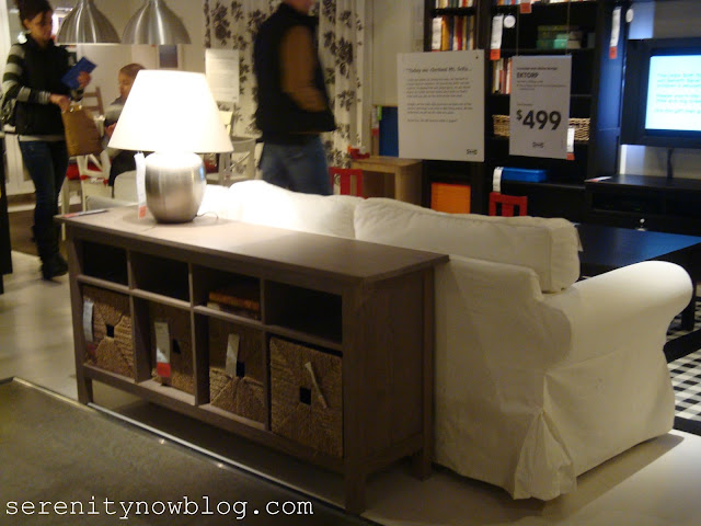 IKEA Home Organizing Ideas, from Serenity Now