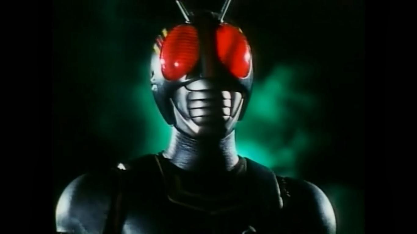 My Shiny Toy Robots: Series REVIEW: Kamen Rider Black