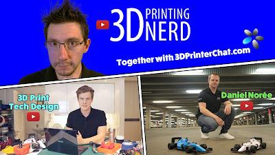 WIN A 3D PRINTER Giveaway