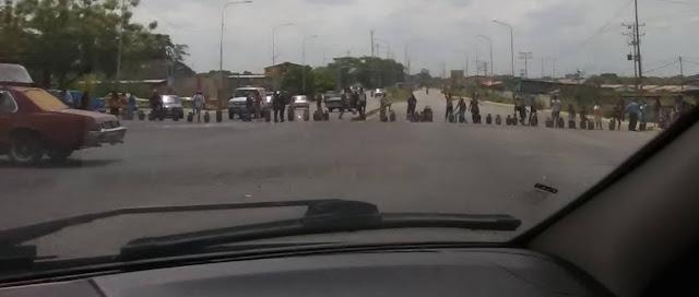 Continúan las protestas por falta de gas doméstico en Mérida