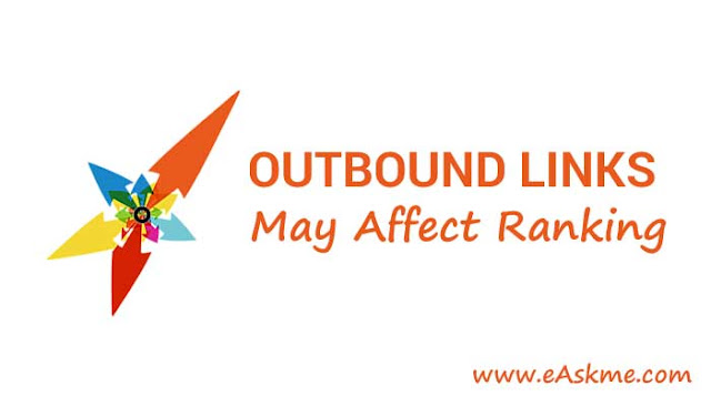 How Outbound Links May Affect Ranking: eAskme
