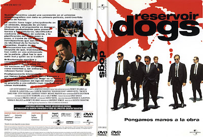 Cover, dvd, caratula: Reservoir Dogs  | 1992